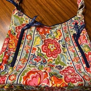 Vera Bradley Quilted Cotton Purses GUC 😊😥